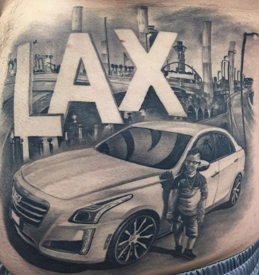 LAX with Car