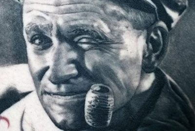 Robin Williams Popeye, Portrait